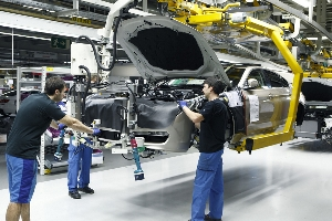 QR codes in the automotive industry